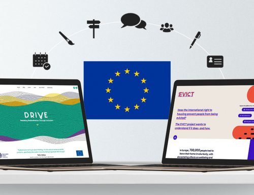 Best practices for building your EU research website