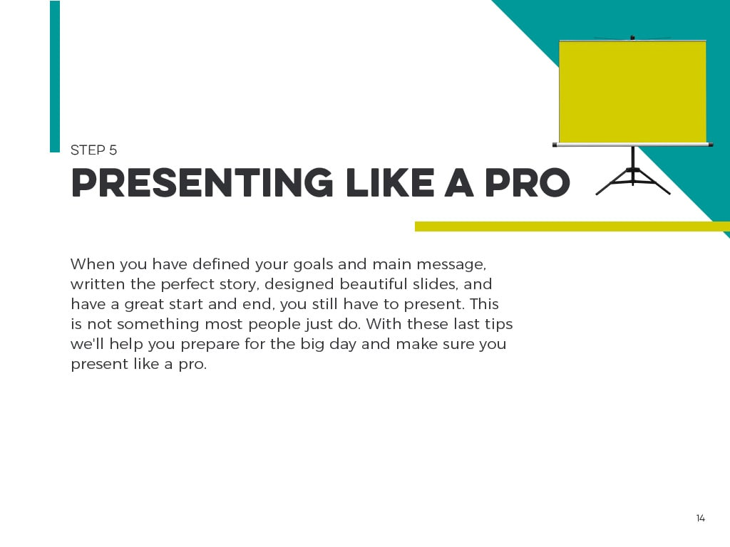 create a better science presentation with our ebook the online