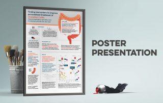 Poster presentation design