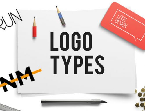 Different logo types for your website