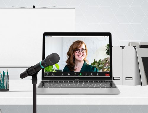 How to give a professional presentation in Zoom